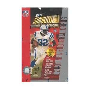 2001 Topps Stadium Club NFL Football Sports Trading Cards