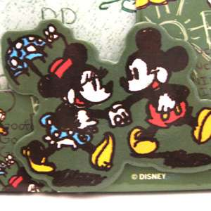 You are buying one brand new Disney Mickey, Minnie, Donald, Daisy, and