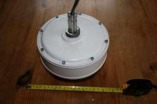 24V 1KW Permanent Magnet Generator PMG   Wind Turbine