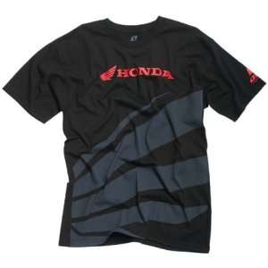 One Industries Honda Stealth T Shirt   Large/Black
