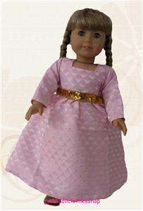 Doll Clothes Storybook Dress Fit American Girl & 18  P