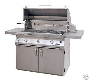 Solaire SOL AGBQ 42CIRLP rotis cart infrared grill BBQ