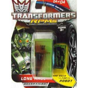 RPMs Decepticon Long Haul Combat Series 04 of 04 Toys & Games