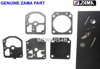 GENUINE ZAMA CARBURETOR REPAIR KIT RB 6 ECHO 280 290