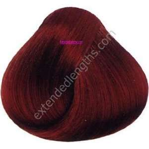 Silk Creme Hair color #7.66 Bright Red Blonde: Health & Personal Care