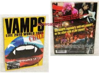 TOUR CHILE Taiwan DVD (LArc~en~Ciel Hyde KAZ) 886979895096