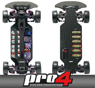 HPI Pro 4 Pro Touring Car, RS4