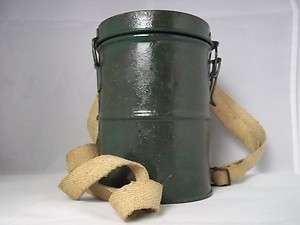 WWI German Gas Mask Case