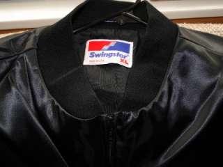 NEW Vintage Joe Camel Cigarette BLACK SILK Jacket
