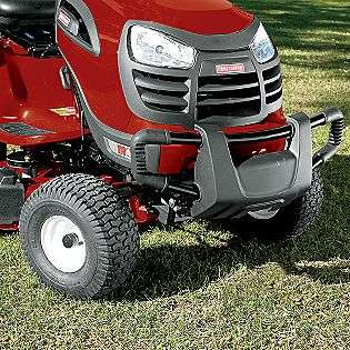 craftsman lawn garden tractor attachments loaders scoops