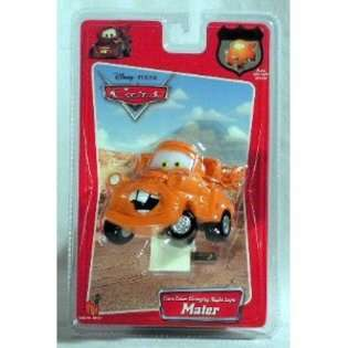 Disneys Cars Color Changing Night Light   Mater at