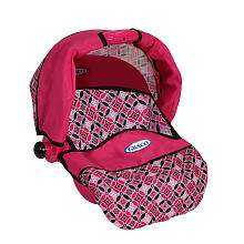 Graco Travel Set with Canopy for Baby Dolls   Tolly Tots   Toys R