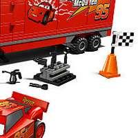 LEGO Disney Pixar Cars 2   Macks Team Truck (8486)   LEGO   Toys R