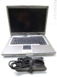 Dell Latitude D810 15.4 Laptop  2.26GHz Pentium M  512MB RAM  CD
