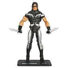 Marvel Universe Action Figure   Warpath   Hasbro