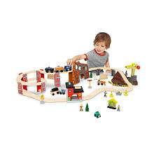 Imaginarium Construction Zone Train Set   Toys R Us