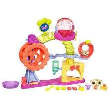 Littlest Pet Shop Hamster Playground Playset   Hasbro