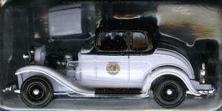 CALIFORNIA HIGHWAY PATROL   1932 FORD COUPE   154 SCALE