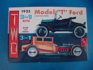 Lindberg Testors AMT Model Car Truck Plastic Kit Bel Air T Chevy