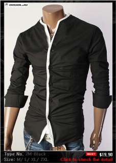 Doublju1 Mens Best Casual & Dress Shirts Collection 2