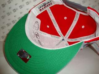 OHIO STATE MICHIGAN or MICHIGAN STATE ADJUSTABLE SNAP BACK HAT CAP