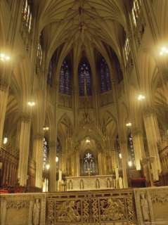 St. Patricks Cathedral, New York City, USA Photographic Print at