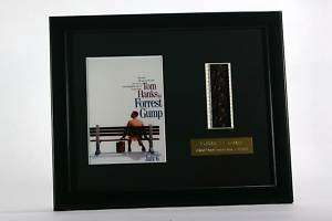 Forrest Gump   Tom Hanks Framed Movie Film Cells Plaque