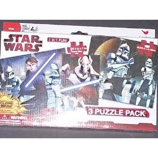 Star Wars 100 Piece Puzzle Toys & Games
