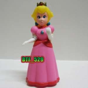 New Super Mario Brothers Action Figure (Princess Peach)