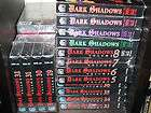 DARK SHADOWS VHS LOT Tapes 1 20 +8 INTERVIEW w Vampire Hunter DRACULA