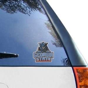 Georgia State Panthers 4 Team Logo Car Decal Automotive