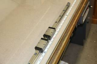 Star Rexroth 20mm Linear Motion Guide Slide Rail Actuator Rail