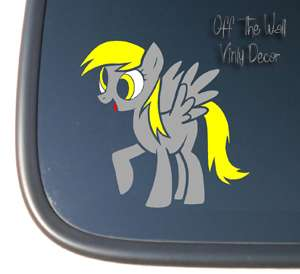 My Little Pony Friendship is Magic DERPY HOOVES Vinyl Decal Sticker