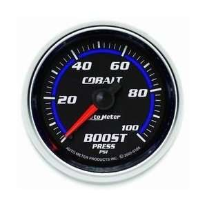 Auto Meter 6106 2 1/16IN C/S BOOST GAUGE Automotive