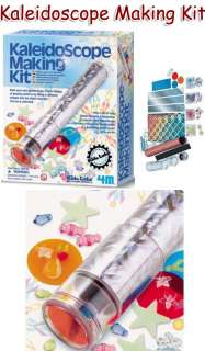 Kaleidoscope Making Kit Create An Image Craft Project