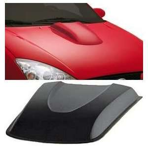 Ventshade 993001 Carbon Fiber Sport Compact Cowl Induction Hood Scoop