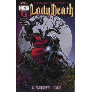 Lady Death Vol. 1: A Medieval Tale (9781931484725): Brian