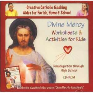 Divine Mercy for Young Hearts Worksheets and Activities
