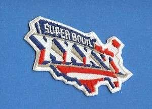 Super Bowl XXXV NFL Football Sports Patch Crest Ravens