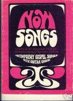 1967 Now Songs GOSPEL SONGS   GUITAR CHORDS Songbook