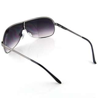 FASHION mirror black shade mens retro sunglasses UV400