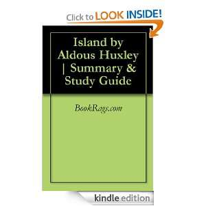 Island by Aldous Huxley  Summary & Study Guide BookRags