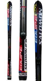 Salomon Equipe T2V Race JR Skis 163 cm w/ bindings New