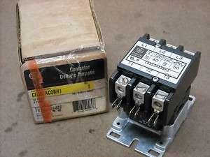 NEW GE CR353AD3BH1 Definite Purpose Contactor 240v Coil