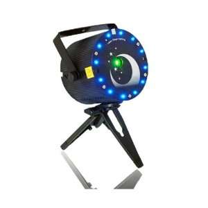Multicolor Laser Star Projector Light Stage Lighting DJ Sound Active