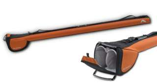 NEW SIMMS HEADWATERS ROD & REEL CASE   DOUBLE   2PC