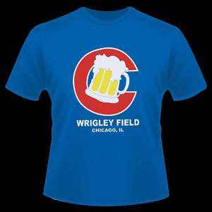 Jimmy Buffett Wastin Away At Wrigley Chicago Cubs Shirt