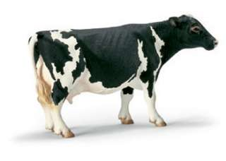 Holstein Cow Schleich toy figure NEW Farm Animal