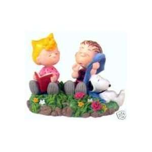 Peanuts Snoopy Sally & Linus Figurine: Everything Else