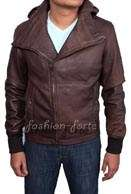 thriller red leather jacket *XS   5XL**Sale* In Faux Leather $75
